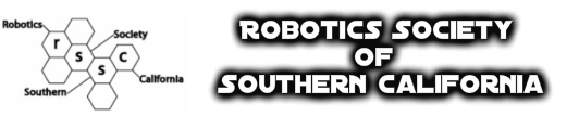 Robotics Society of Southern California logo